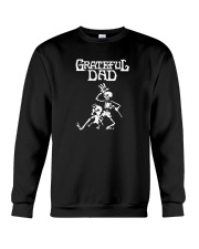 Grateful dad big and small T Shirt Crewneck Sweatshirt thumbnail