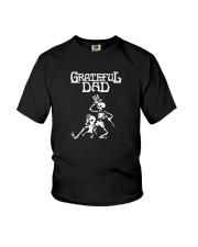 Grateful dad big and small T Shirt Youth T-Shirt tile
