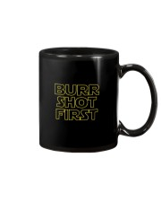 Burr Shot First Shirt Mug thumbnail