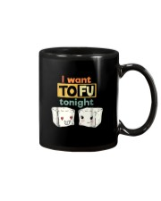 I Want Tofu Tonight Shirts Mug thumbnail