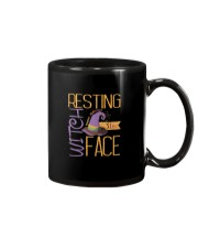 RESTING WITCH FACE SHIRT Mug thumbnail
