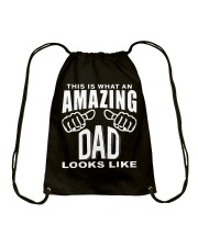 This is What an Amazing Dad Looks Like Shirts Drawstring Bag tile