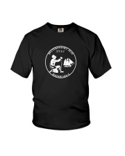 Hebrew Israelite Tribe Jacob Judah Lion Torah  Youth T-Shirt thumbnail