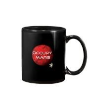 OCCUPY MARS SHIRT Mug thumbnail