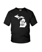 Just A Small Town Girl Shirt Youth T-Shirt thumbnail