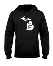 Just A Small Town Girl Shirt Hooded Sweatshirt thumbnail