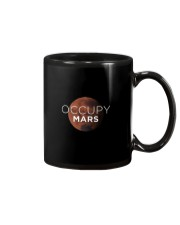 OCCUPY MARS T SHIRT Mug thumbnail