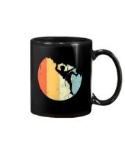 Vintage Rock Climbing Shirt Mug thumbnail