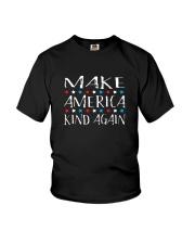 Make America Kind Again T Shirt Youth T-Shirt thumbnail
