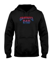 Grateful Dad Shirt Hooded Sweatshirt thumbnail