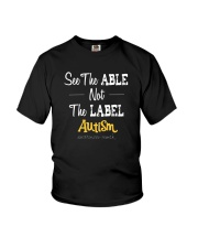 See The Able Not The Label Shirt Youth T-Shirt thumbnail