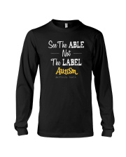 See The Able Not The Label Shirt Long Sleeve Tee thumbnail