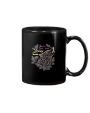 JUST A GIRL WHO LOVES WOLVES SHIRT Mug thumbnail