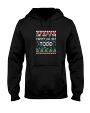 WHY IS THE CARPET ALL WET TODD T-SHIRT Hooded Sweatshirt thumbnail