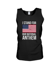I STAND FOR OUR NATIONAL ANTHEM SHIRT Unisex Tank thumbnail