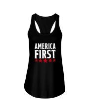 AMERICA FIRST T-SHIRT Ladies Flowy Tank thumbnail