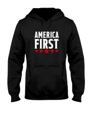 AMERICA FIRST T-SHIRT Hooded Sweatshirt thumbnail