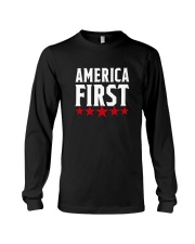 AMERICA FIRST T-SHIRT Long Sleeve Tee thumbnail