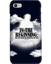In The Beginning When God Created The Heavens Phone Case thumbnail