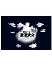 In The Beginning When God Created The Heavens 17x11 Poster thumbnail