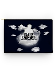 In The Beginning When God Created The Heavens Accessory Pouch - Large thumbnail