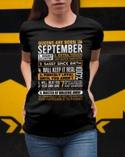 Queens Are Born In September  Ladies T-Shirt apparel-ladies-t-shirt-lifestyle-04