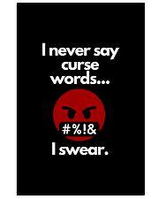 Curse Words Dad Joke Merch 16x24 Poster thumbnail