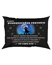 LIMITED EDITION Rectangular Pillowcase front