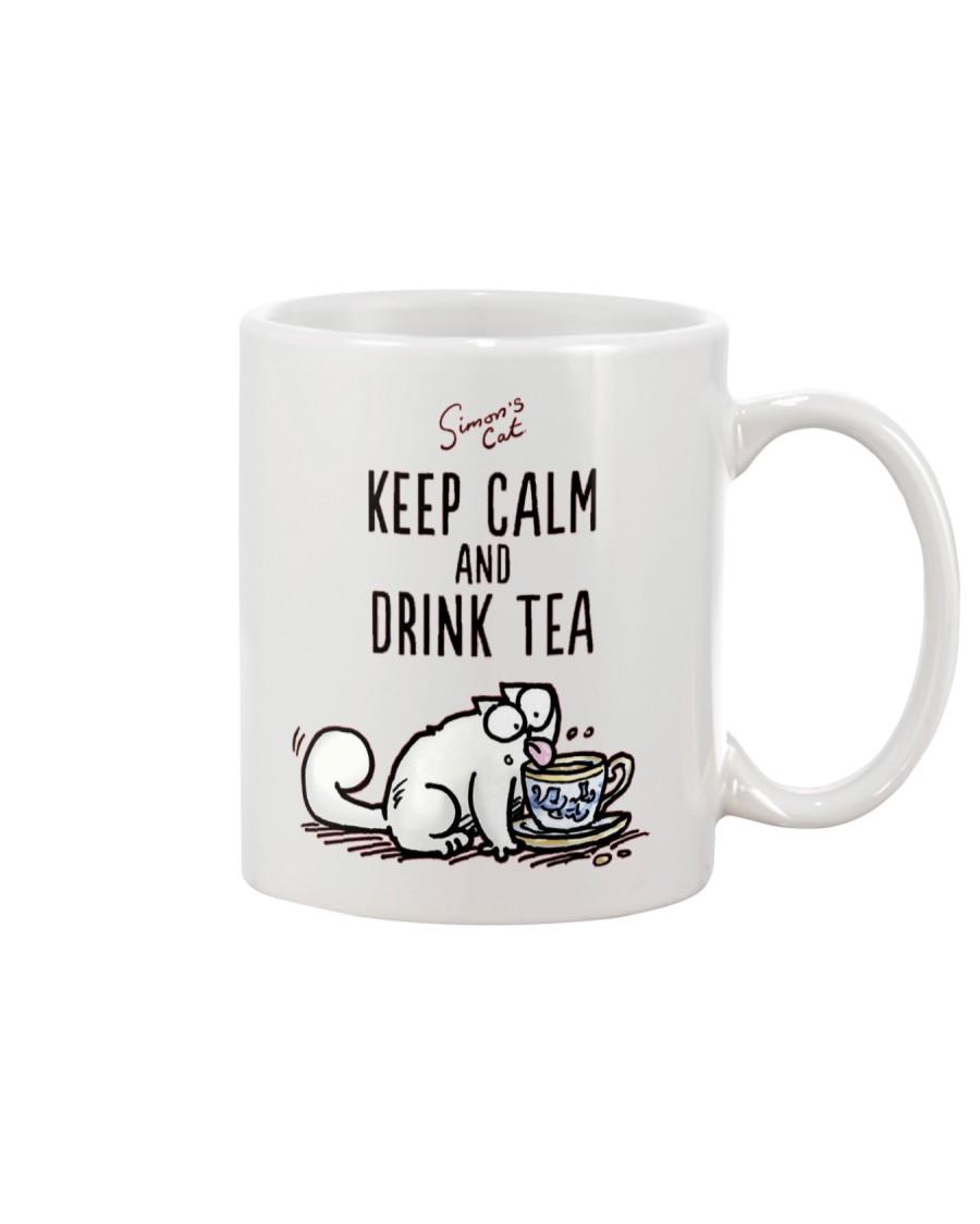 Keep Carm And Drink Tea Mug