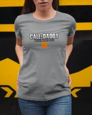 Call of Daddy Ladies T-Shirt apparel-ladies-t-shirt-lifestyle-04