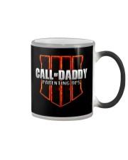 Call of Daddy Color Changing Mug thumbnail