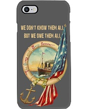 The Army and Navy Forever Phone Case i-phone-7-case