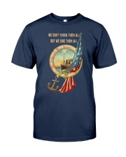 The Army and Navy Forever Classic T-Shirt thumbnail