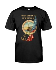 The Army and Navy Forever Premium Fit Mens Tee thumbnail
