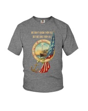The Army and Navy Forever Youth T-Shirt front