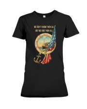 The Army and Navy Forever Premium Fit Ladies Tee thumbnail