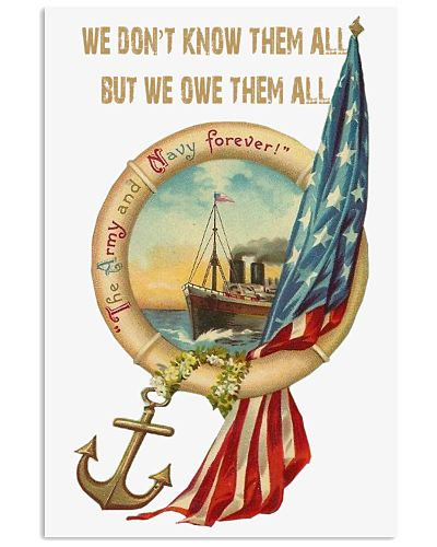 The Army and Navy Forever