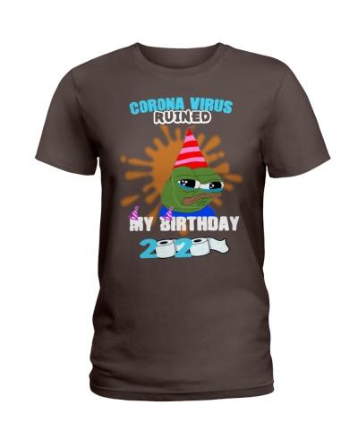 quarantine birthday meme
