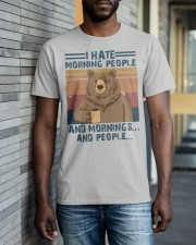 Moody in the morning Classic T-Shirt apparel-classic-tshirt-lifestyle-front-40