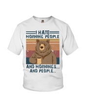 Moody in the morning Youth T-Shirt thumbnail