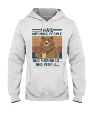 Moody in the morning Hooded Sweatshirt thumbnail