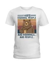 Moody in the morning Ladies T-Shirt thumbnail