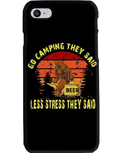 Bigfoot Camping