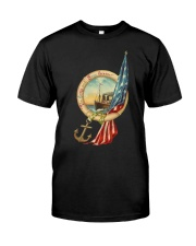 the army and navy forever Classic T-Shirt tile