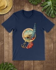 the army and navy forever Classic T-Shirt lifestyle-mens-crewneck-front-18