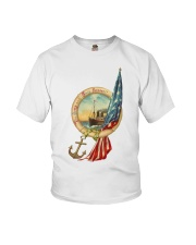 the army and navy forever Youth T-Shirt thumbnail