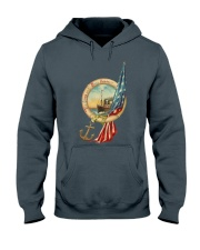 the army and navy forever Hooded Sweatshirt thumbnail