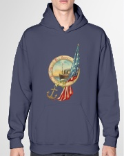 the army and navy forever Hooded Sweatshirt garment-hooded-sweatshirt-front-04