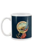 the army and navy forever Mug back