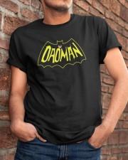 Dad Super Hero Classic T-Shirt apparel-classic-tshirt-lifestyle-26
